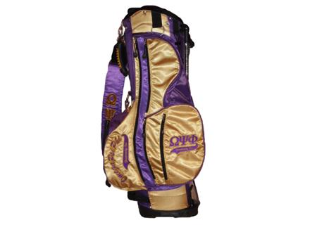 Omega Psi Phi Stand Golf Bag