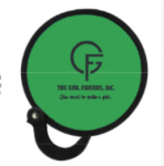 The GIRL FRIENDS,INC. Nylon Folding Handle Fan-Available July 1